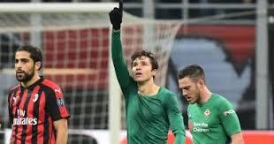 مشاهدة مباراة فيورنتينا وميلان بث مباشر بتاريخ 22 / فبراير/ 2020 الدوري الايطالي