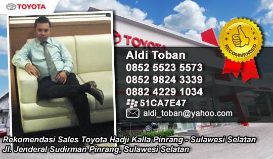 Grand New Avanza E Dan G All Camry 2018 Pantip Rekomendasi Sales Toyota Hadji Kalla Pinrang, Sulawesi Selatan