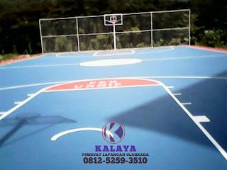 Jasa Pembuatan Lapangan Basket di Semarang