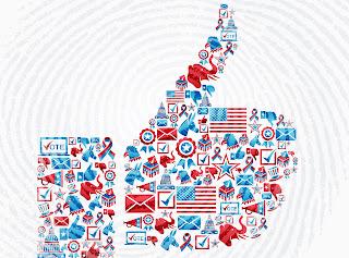 U.S. voting graphic