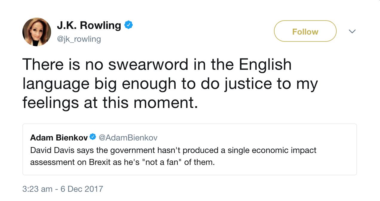 Zelo street david davis brexit dishonesty for Farcical language