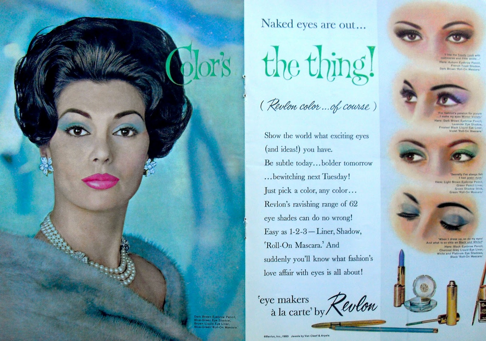 Ads: ART SKOOL DAMAGE : Christian Montone: Vintage 1950s & 60s