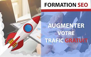Formation SEO : Un trafic qualifié GRATUIT