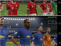 Game PPSSPP PES Galaxy V4 Euro Cup+Kitserver 2017 Terbaru