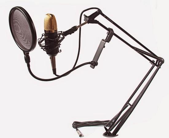 Màng lọc âm ISK SPS008 (Popfilter)
