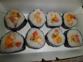 Try Making Filipino Maki Using Mrs.  Lam's Rice