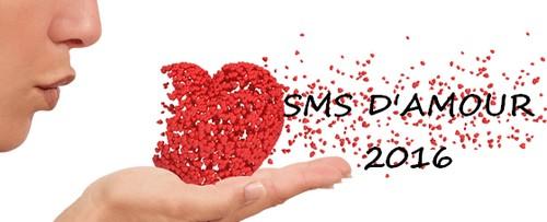 Les plus beaux message d'amour 2016