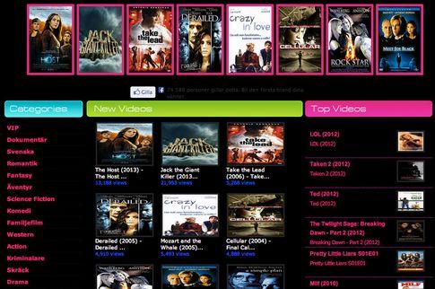 gratis filmer utan nedladdning swesub