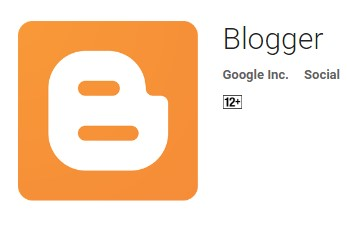 Blogger android app download
