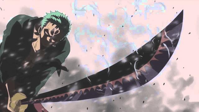 zoro membunuh monet dalam satu kali tebasan pedang