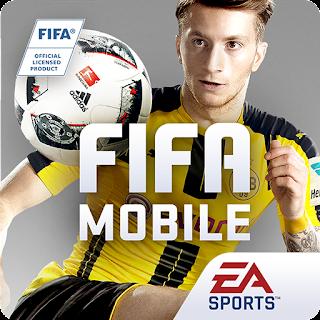 pada kesempatan kali ini admin akan membagikan sebuah game android mod terbaru yang berge FIFA Mobile Soccer v10.0.03 Mod Apk for Android Terbaru 2018