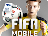 FIFA Mobile Soccer 9.1.03 Mod Apk for Android Terbaru 2018