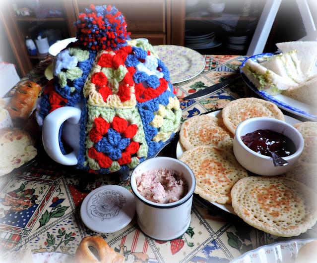 A Winter Tea