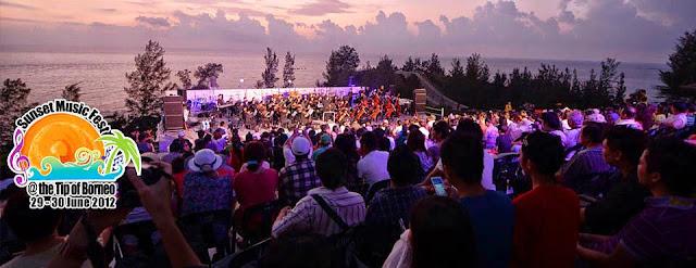 Sabah Sunset Music Festival