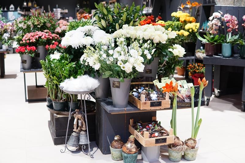 Tallinna Nautica kukkakauppa