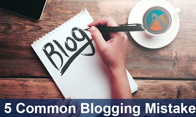 Blogger Mistakes - Blogging Basics