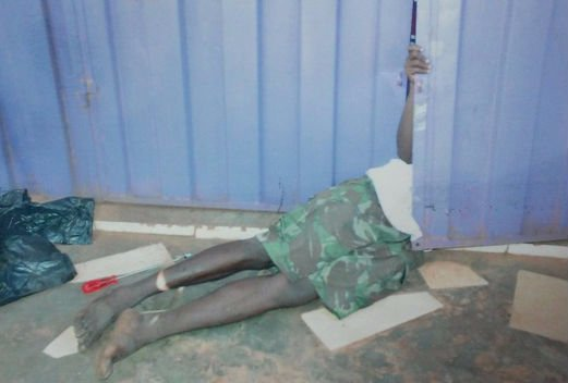 Suspected armed robber electrocuted at Oyarifa