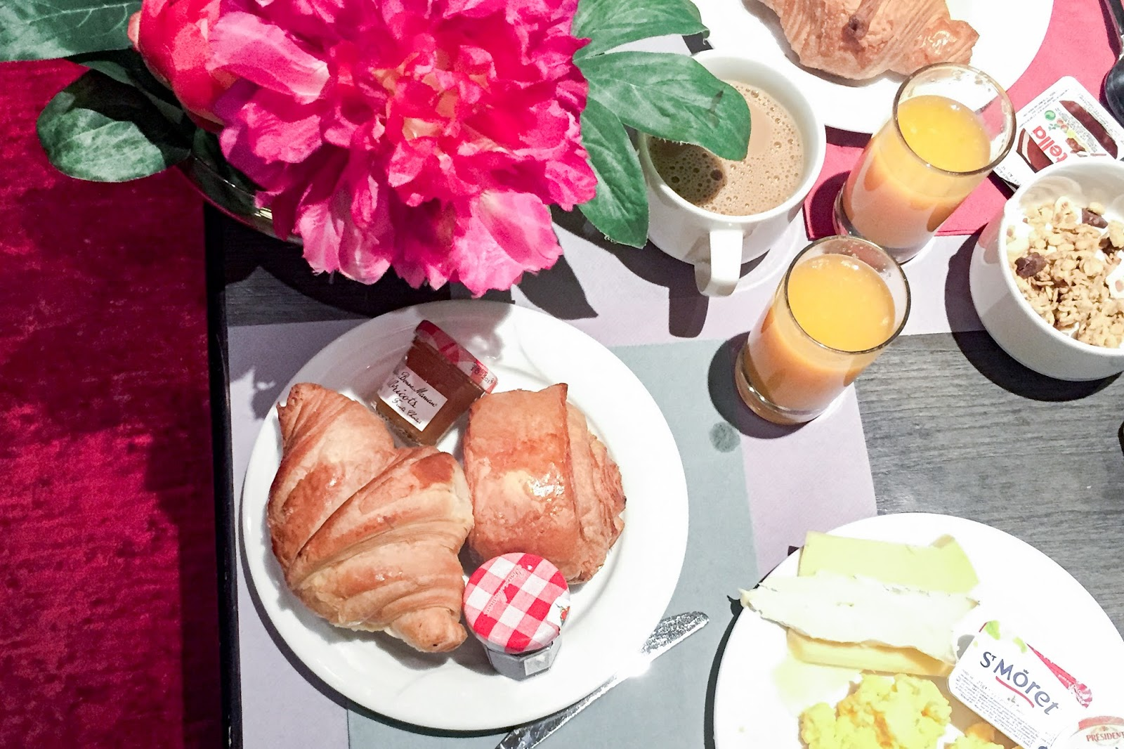 PARIS FASHION WEEK | BREAKFAST
