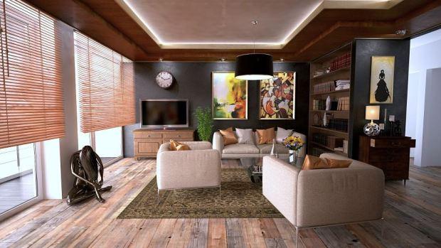 Desain Ruang Tamu yang Rapi Hemat Tempat