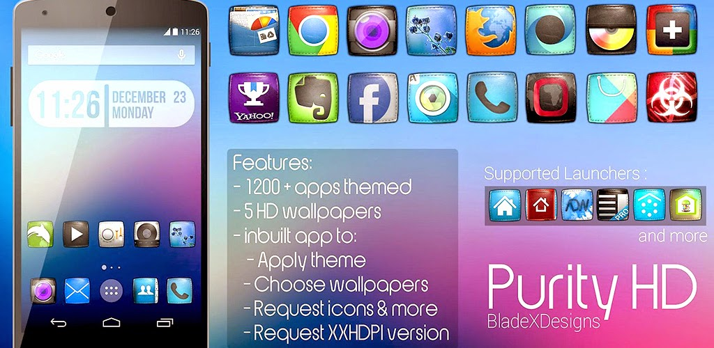 Purity Apex Nova Go theme v1.0.5 Apk jembercyber