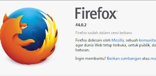 Mozilla Firefox 44.0.3 Offline Instaler