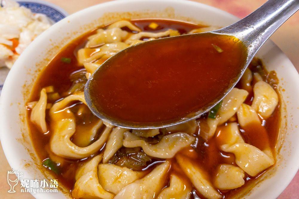 【台北西門町美食】建宏牛肉麵。翻桌率嚇死人的米其林推薦美食 by 妮喃小語