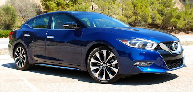 2016 Nissan Maxima Review Canada