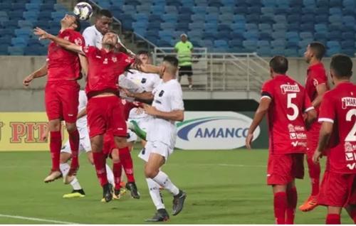 ABC vira contra Sergipe