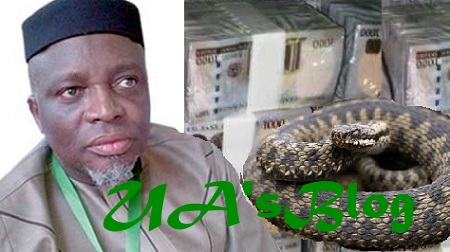 SHOCKING: Mystery Snake Swallows N36 Million Cash in JAMB office, Sales Clerk Claims, Prof Oloyede Dumbfounded