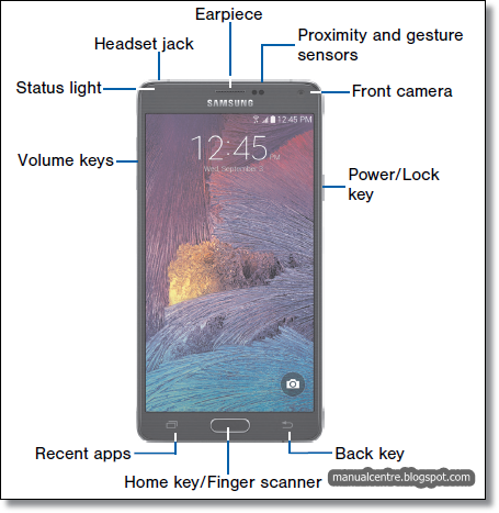 samsung galaxy instruction manual