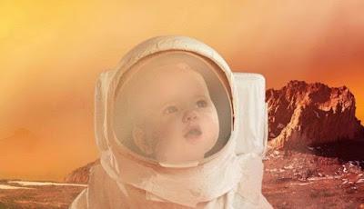 Bayi Yang Lahir Di Mars Akan Menjadi Subspesies Manusia Baru