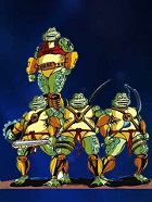 FIGHTER TOADS