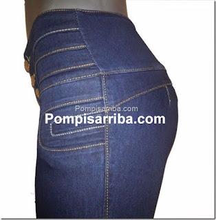 Ferias y tiendas de ropa para dama pantalones corte colombiano Venta de Jeans