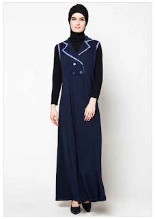 Contoh Model Busana Muslim Mezora Trend 2018