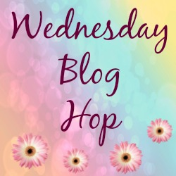 Beautiful Colours Of Spring: The Wednesday Blog Hop