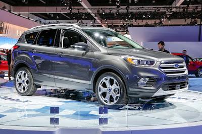 2018 Ford Escape: Date de sortie, refonte