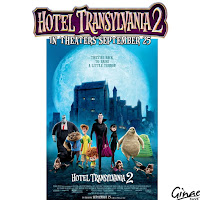 Movies: Hotel Transylvania 2: Announcement and Giveaway