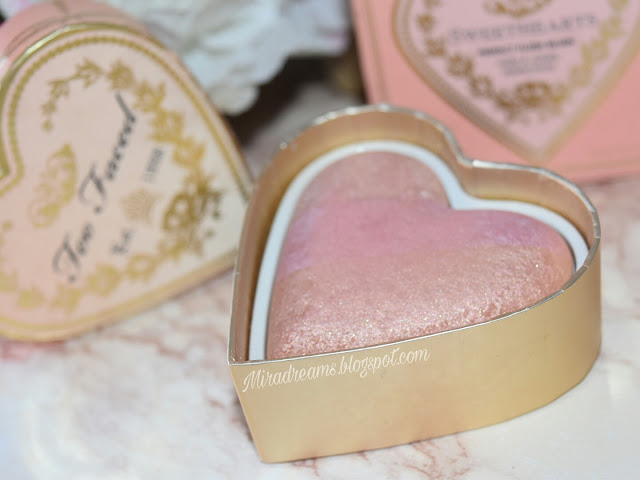 J'ai testé pour vous: SweatHearts Perfect Flush Blush Too Faced