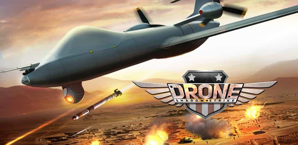 Drone Shadow Strike 1 19 166 Apk Mod Data For Android