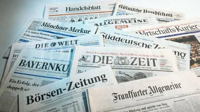 Γερμανικές εφημερίδες: Οι Έλληνες δεν νιώθουν την ανάκαμψη