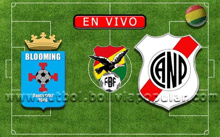【En Vivo】Blooming vs. Nacional Potosí - Torneo Clausura 2019