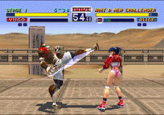 Bloody Raor 2 arcade fighting 3d game old school