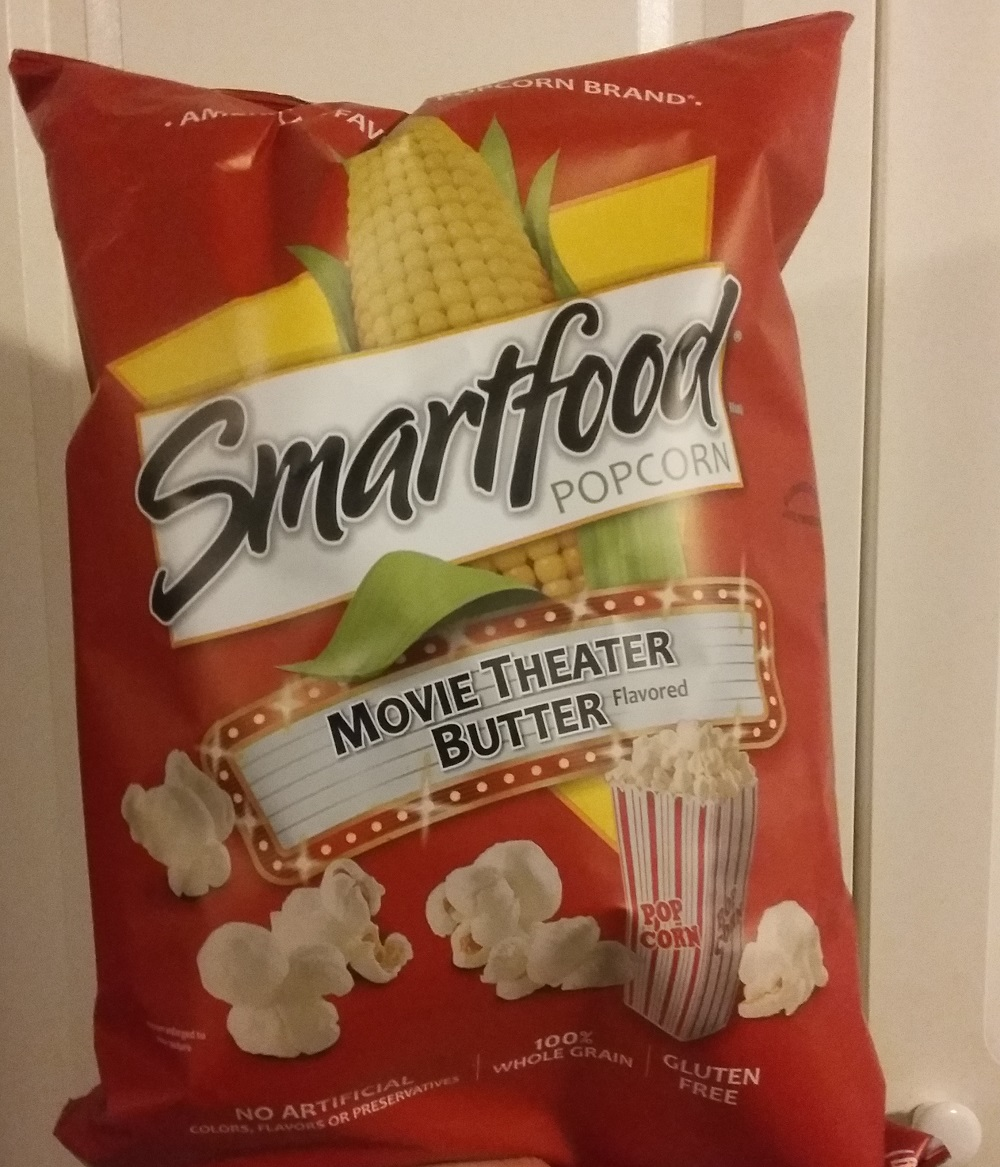 Old Neko Things I Like Smartfood Movie Theater Butter Flavored Popcorn