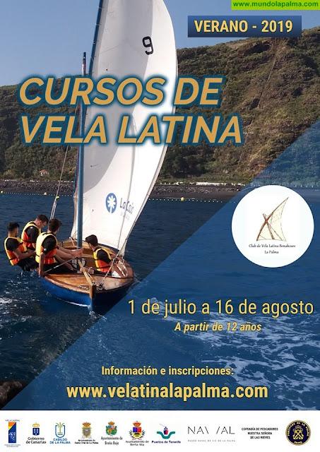 Cursos de Vela Latina Verano 2019