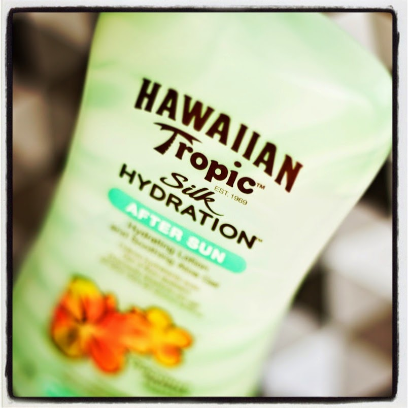 After Sun Silk Hydratation de Hawaiian Tropic