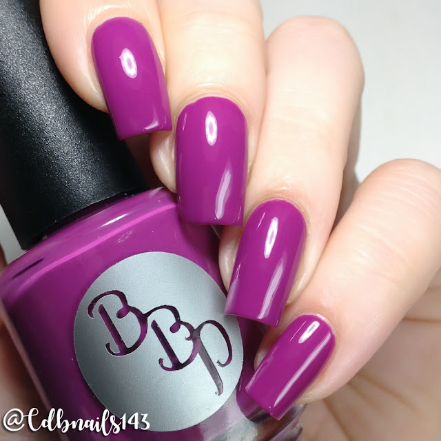 Bad Bitch Polish-Crabapple