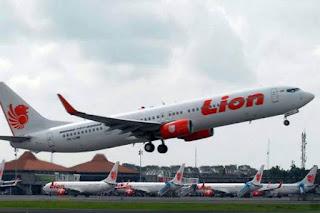 Gambar Pesawat Lion