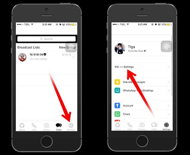 5 cara jitu menyembunyikan status sedang mengetik pada whatsapp 6