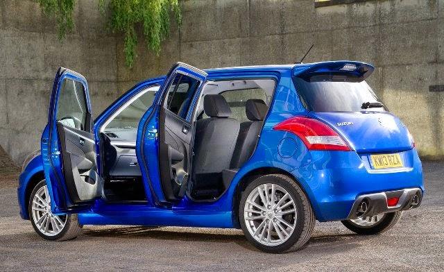 Foto Modifikasi Mobil Suzuki Swift elegant