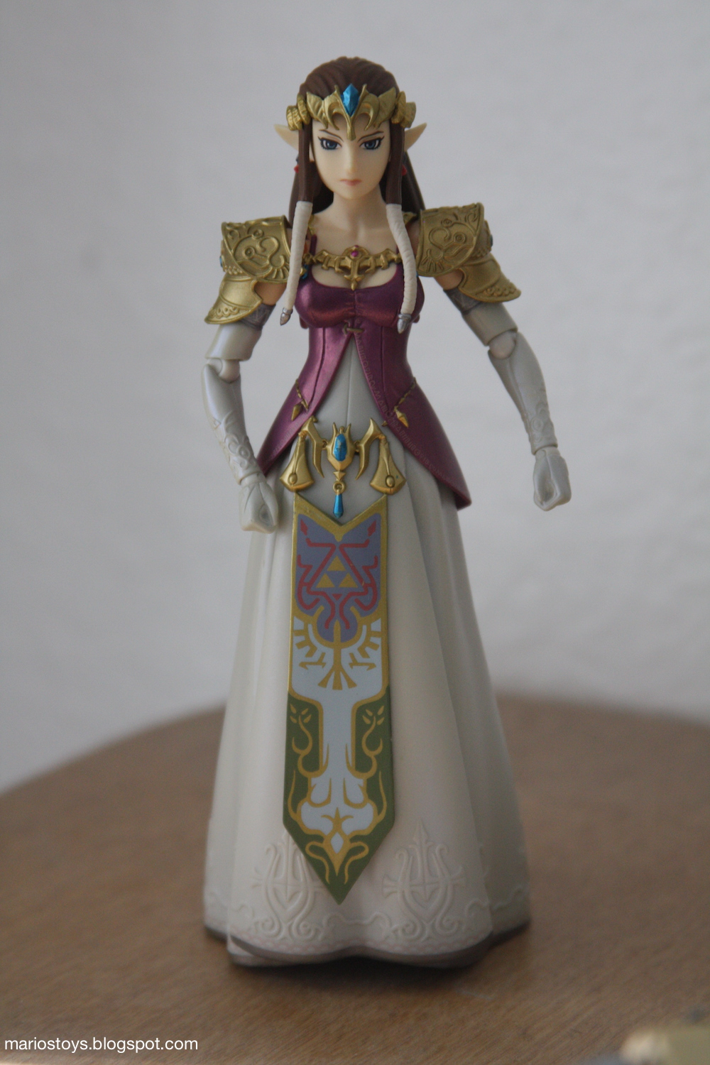 A Year Of Toys 74 Figma The Legend Of Zelda Twilight